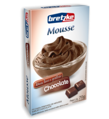 Mousse Chocolate 70g